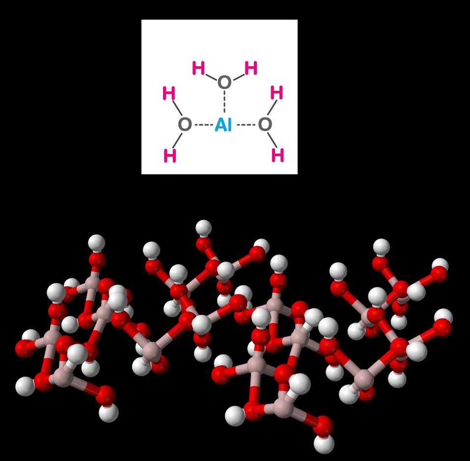 هیدروکسید آلومینیوم
